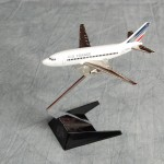 Air France Chrome 737 New