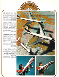 Air Canada Catalog (Nelson Hoffman Collection)